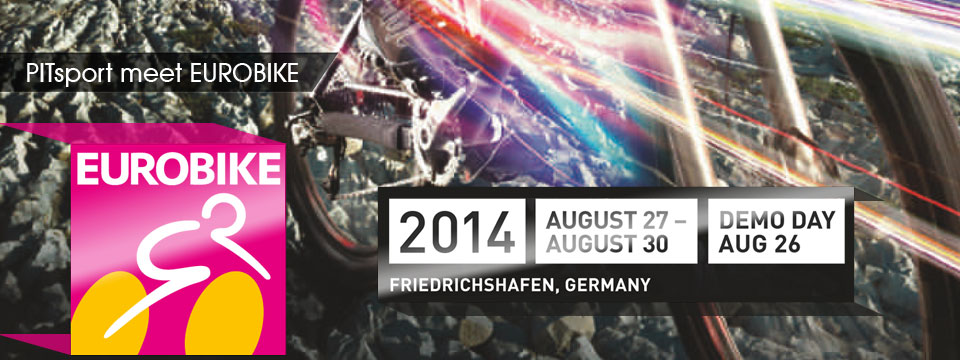 Eurobike 2014 Friedrichshafen