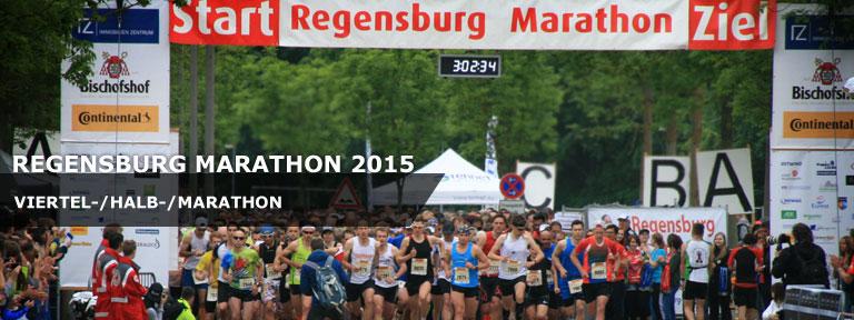 Regensburg Marathon 2015